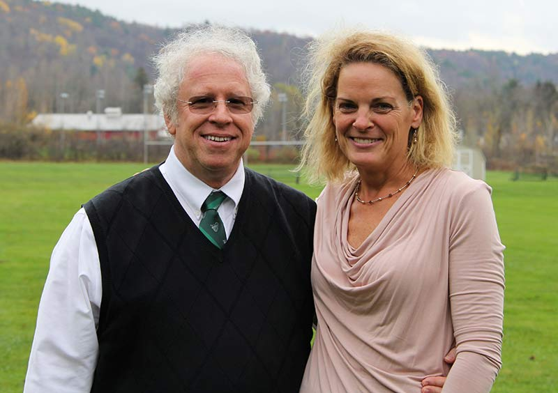 Dave and Lyn Wolk